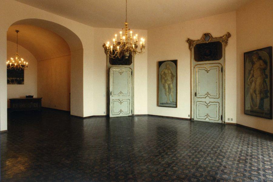 castello di san giorgio monferrato, alessandria, piemonte