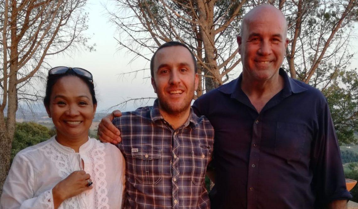 """I nuovi proprietari di Villa """"El Olivar"""": la nostra nuova vita sotto il sole dell'Umbria"""