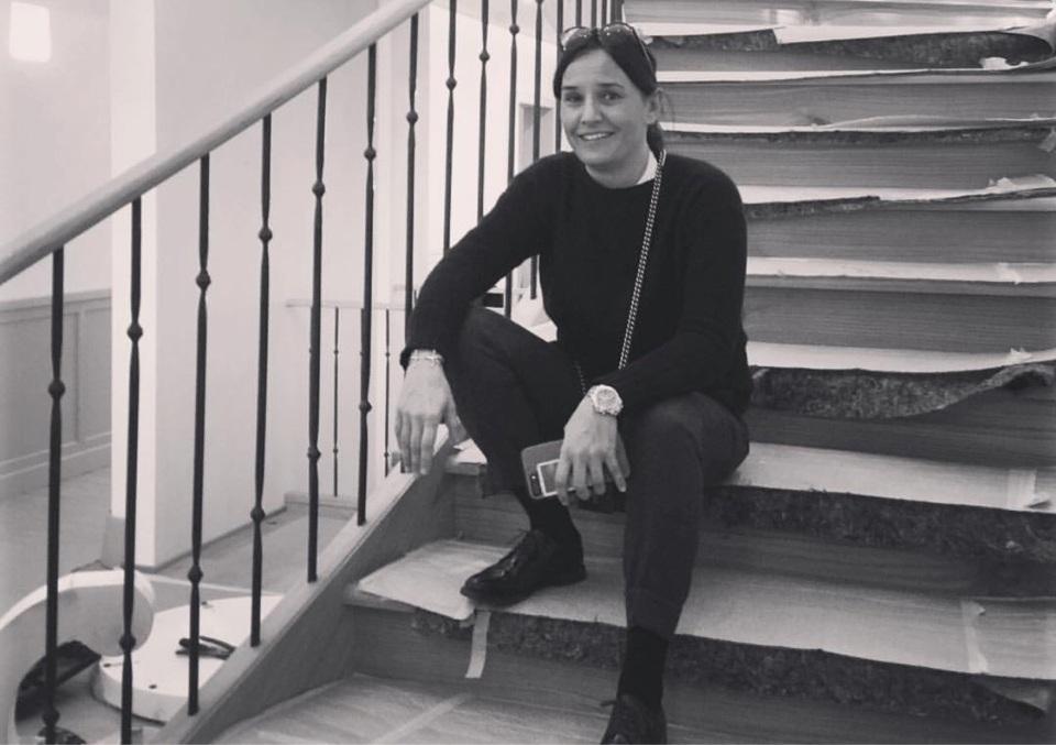 Emanuela Miani: per Casale Torregentile fu subito amore