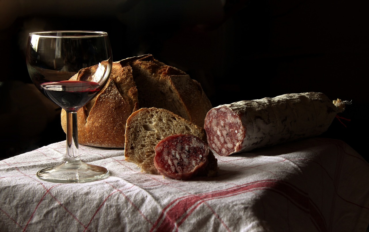 "Forbes and the not to be missed ""wine&food destinations"": Montefalco, Montepulciano and Montalcino"