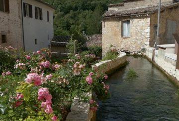 Welcome to Rasiglia: the hamlet of the creeks