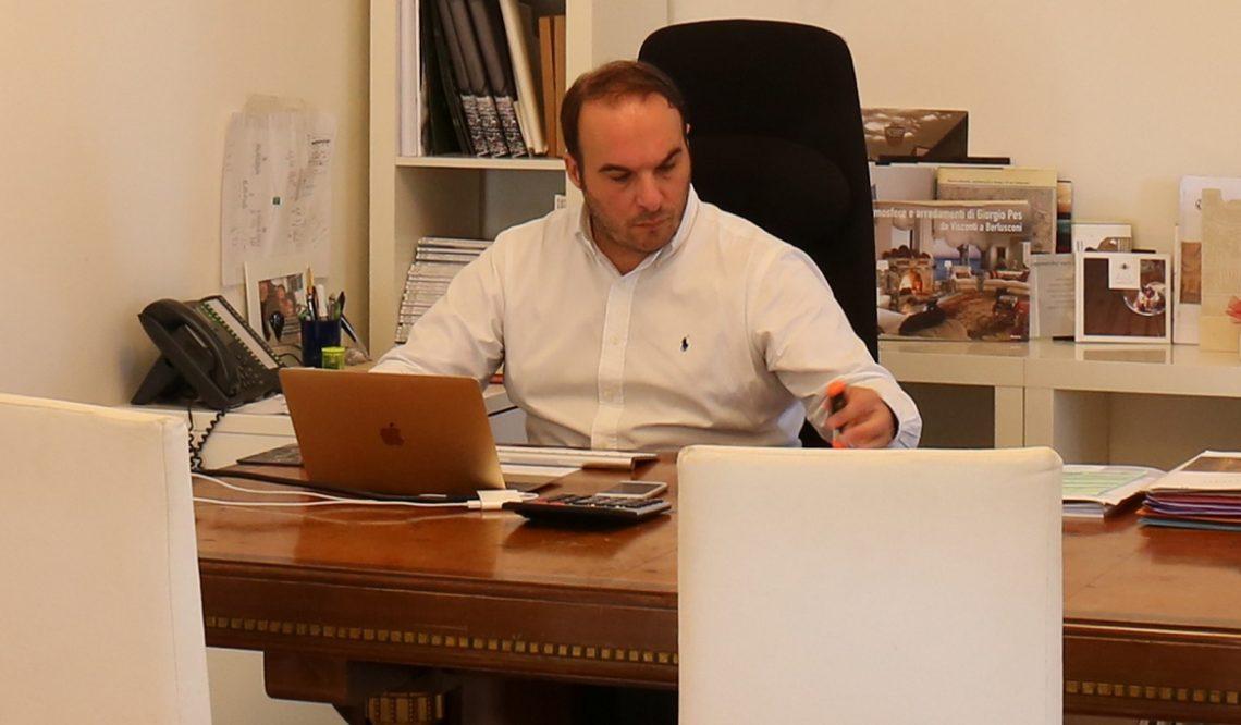 """Stefano Petri and the sale of """"La Quercia Illuminata"""": pride and satisfaction"""