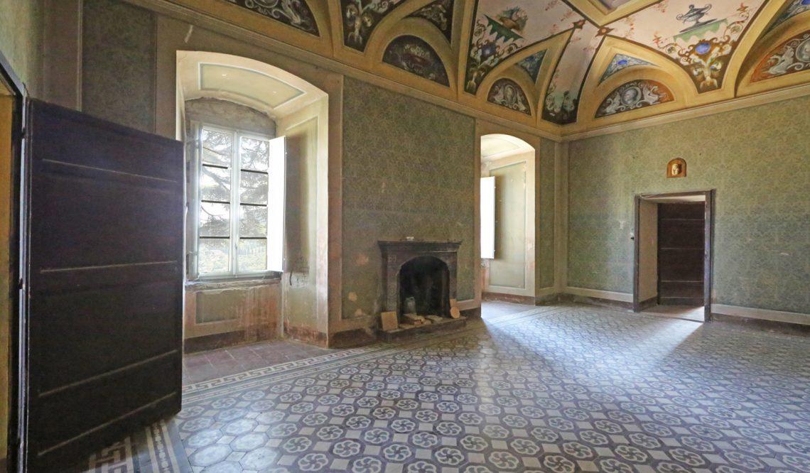 Il Castello Di Montesperello in Umbria: tra storia e attualità