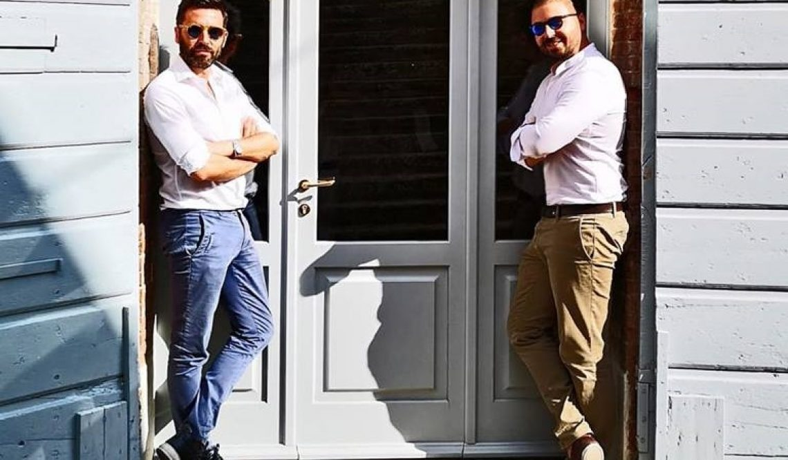 Rolling Hills and Val D'Orcia Group: the interview to Alberto Zarro and Jacopo Menchicchi