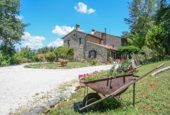 San Bartolomeo: a gorgeous Umbrian farmhouse