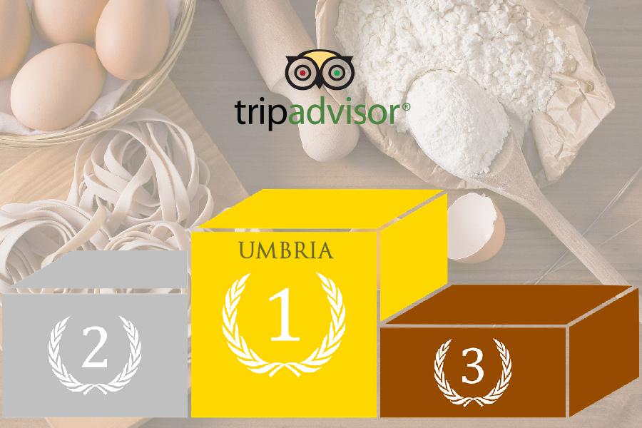 Tripadvisor crowns the region of Umbria: the top Italian regional cuisine