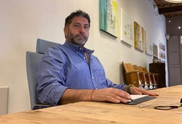 The Val D'Orcia Group protagonists: interview to Fabrizio Bocci