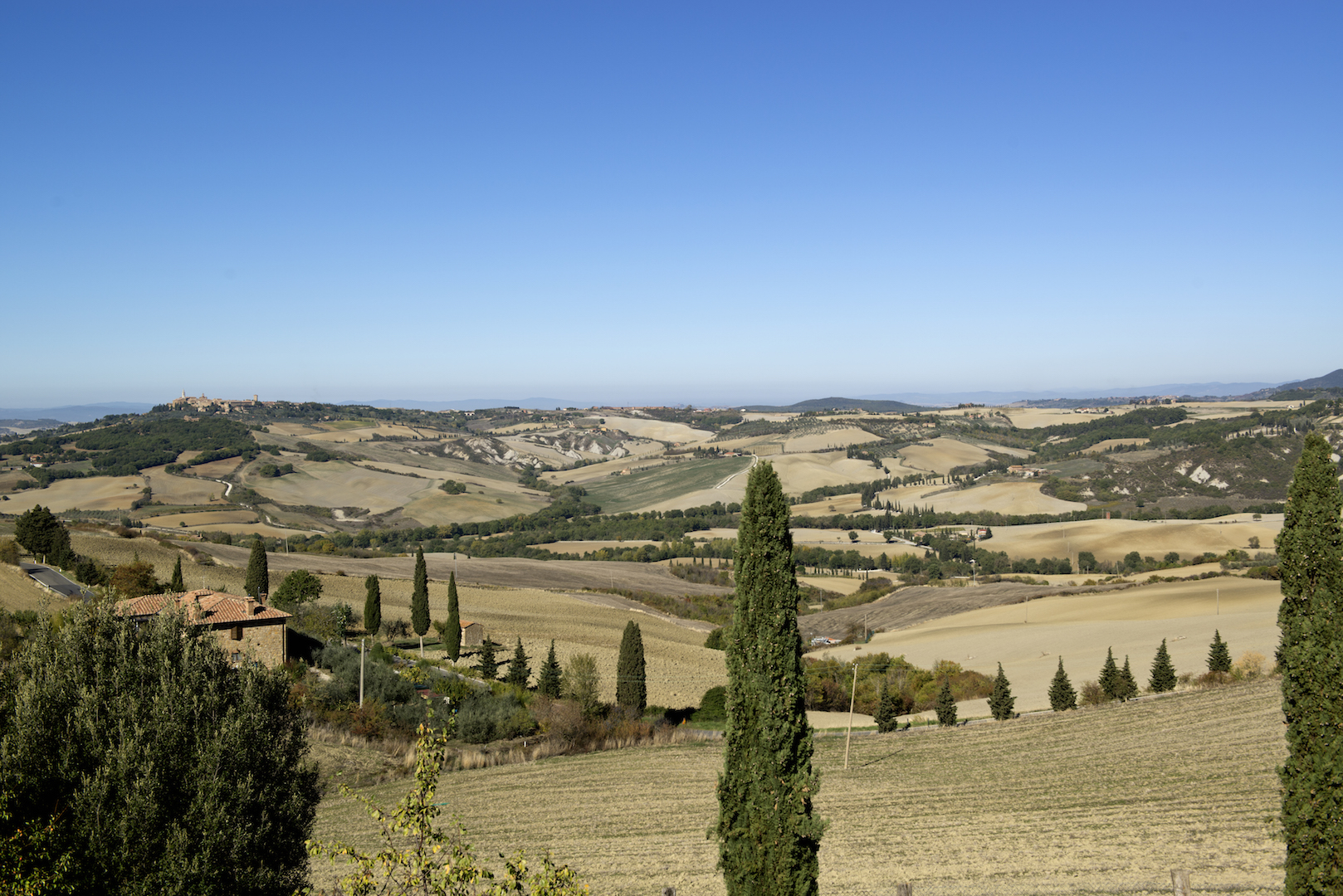 Val d'Orcia: where nature takes your breath away