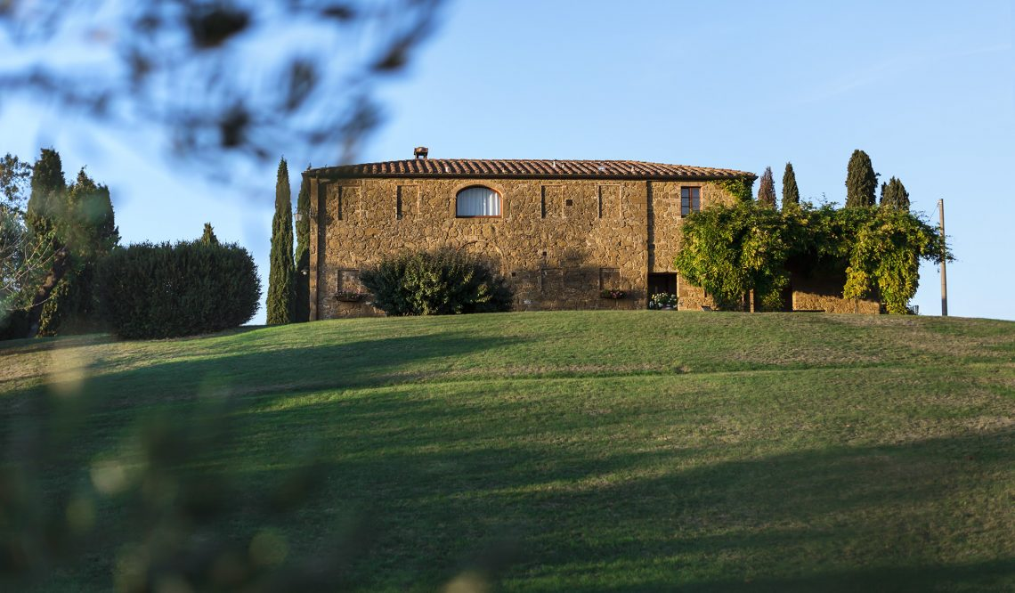 "Spring blossoms for Great Estate: the sale of the amazing ""Podere Reggello"""