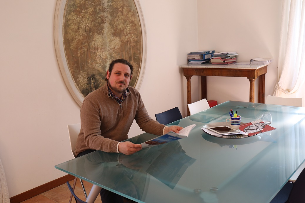 From Lombardy to Umbria: let's meet the GE consultant Nicolò Cordone