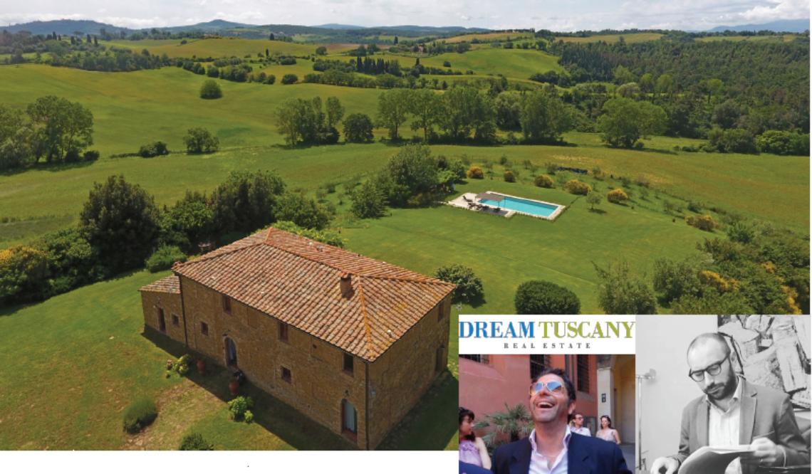 """The sale of """"Podere Reggello"""": Fabrizio Bocci's point of view"""