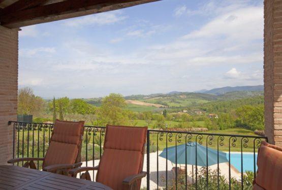 """""""Villa Giulia"""": stile e ricercatezza al confine tra Umbria e Lazio"""