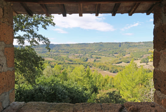 "An amazing property with a private heliport? ""Il Volo Di Orvieto"""
