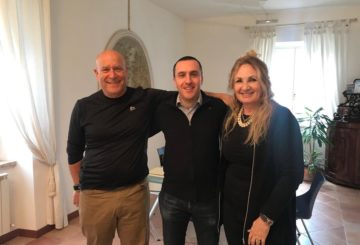 Mess.rs Ziv: the My Agent assignment and their relationship with Roberto Biggera