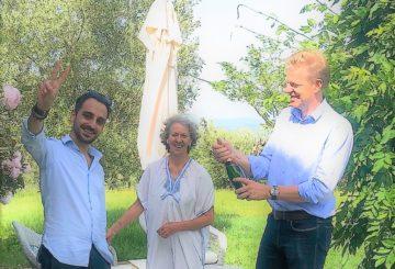 """Da Cetona a Città Della Pieve: venduto """"Il Giardino Del Perugino"""""""