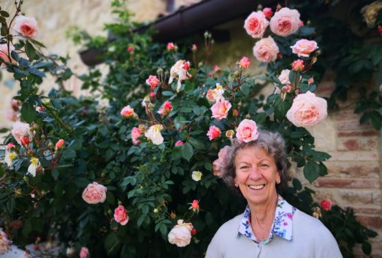 Sheila Pickles: from the cooperation with Zeffirelli to her new life in Città Della Pieve