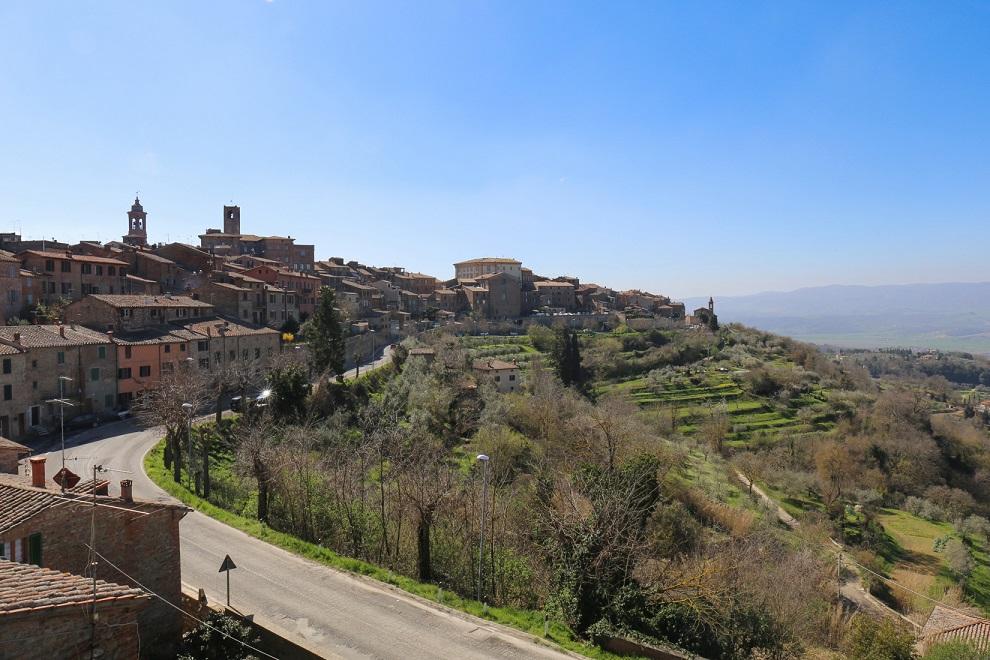 """From Cetona to Città Della Pieve: the sale of """"Il Giardino Del Perugino"""""""