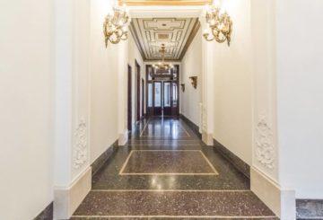 """Studio Arch-è and """"Appartamento Bertoloni"""" in Rome – the project"""