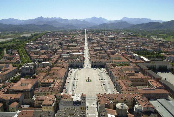 Cuneo: la capitale verde del Piemonte