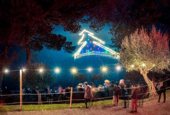 """Luci Sul Trasimeno"" lights Christmas in Castiglione Del Lago: the interview to the mayor"