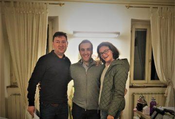 Лиз и Ганс-Питер: Роберто Биджера мастерски курировал приобретение нашей недвижимости