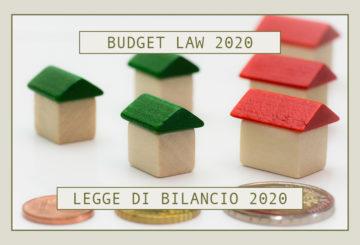 Закон о бюджете на 2020 год: раннее утвержденные и новые положения, касаемые строительных работ
