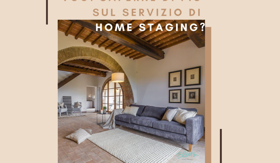 Home Staging: a winning strategy to sell your home