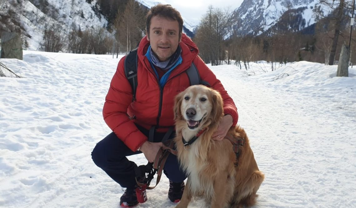 Второй дом в Пьемонте? Интервью Андреа Монти в «Corriere Della Sera».