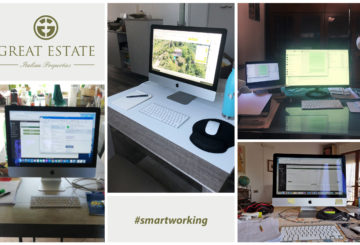 Great Estate: smart-working and real estate investments in the time of COVID-19