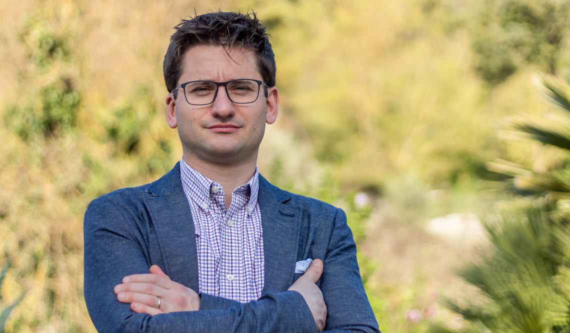 Новые консультанты по недвижимости компании Great Estate- Марко Венанци