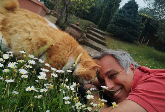 Умберто Маши: Я счастлив жить в деревне, на природе