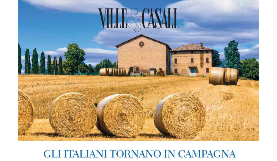 Ville&Casali intervista il CEO di Great Estate: gli italiani tornano in campagna