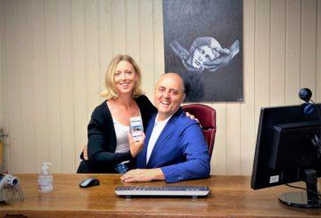 The sale of Villa Smeraldo: the interview to Riccardo Luculli and Nadia Aron