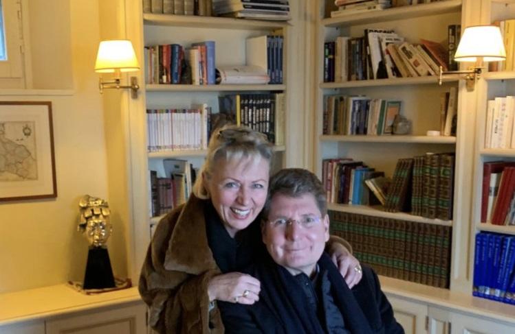 """I nuovi proprietari di """"Villa Smeraldo"""": intervista ai Sigg. Ellen e Axel"""