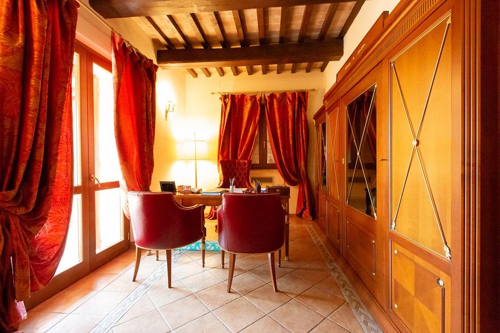 villa rosa, chiusi, vendita great estate, nicolò cordone