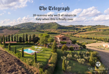 Fancying Italy: The Telegraph Top 20 list