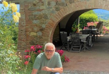 Simon and Chris: 25 years living in the Green Heart of Italy