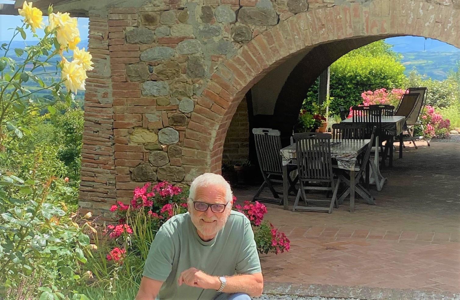 Саймон и Крис: 25 лет нашей жизни в «Зеленом Сердце» Италии.