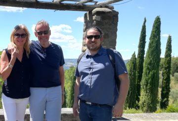 """Nicolò Cordone and the sale of """"Tenuta Santa Cristina"""": a great result to celebrate"""