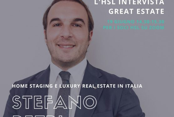 Интервью Стефано Петри – CEO Network Great Estate – о Home Staging Lovers