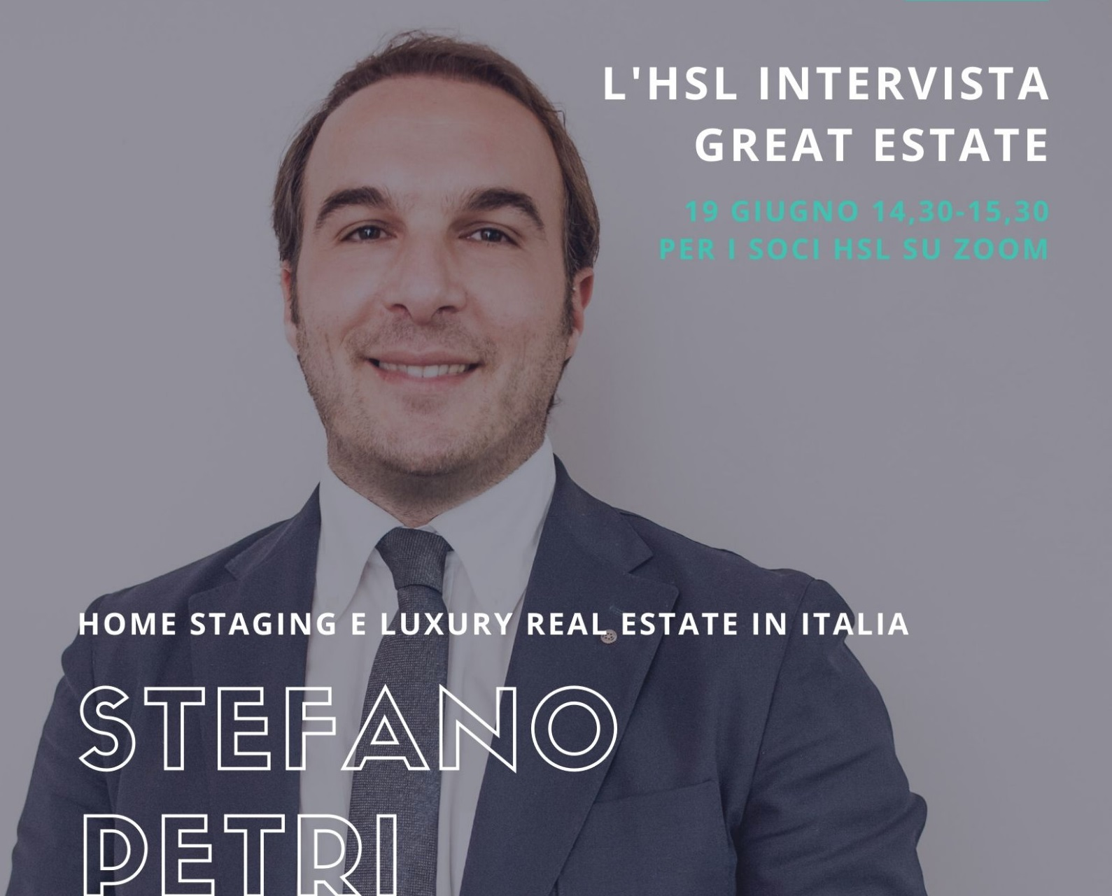 Home Staging Lovers intervista Stefano Petri, CEO del Network Great Estate