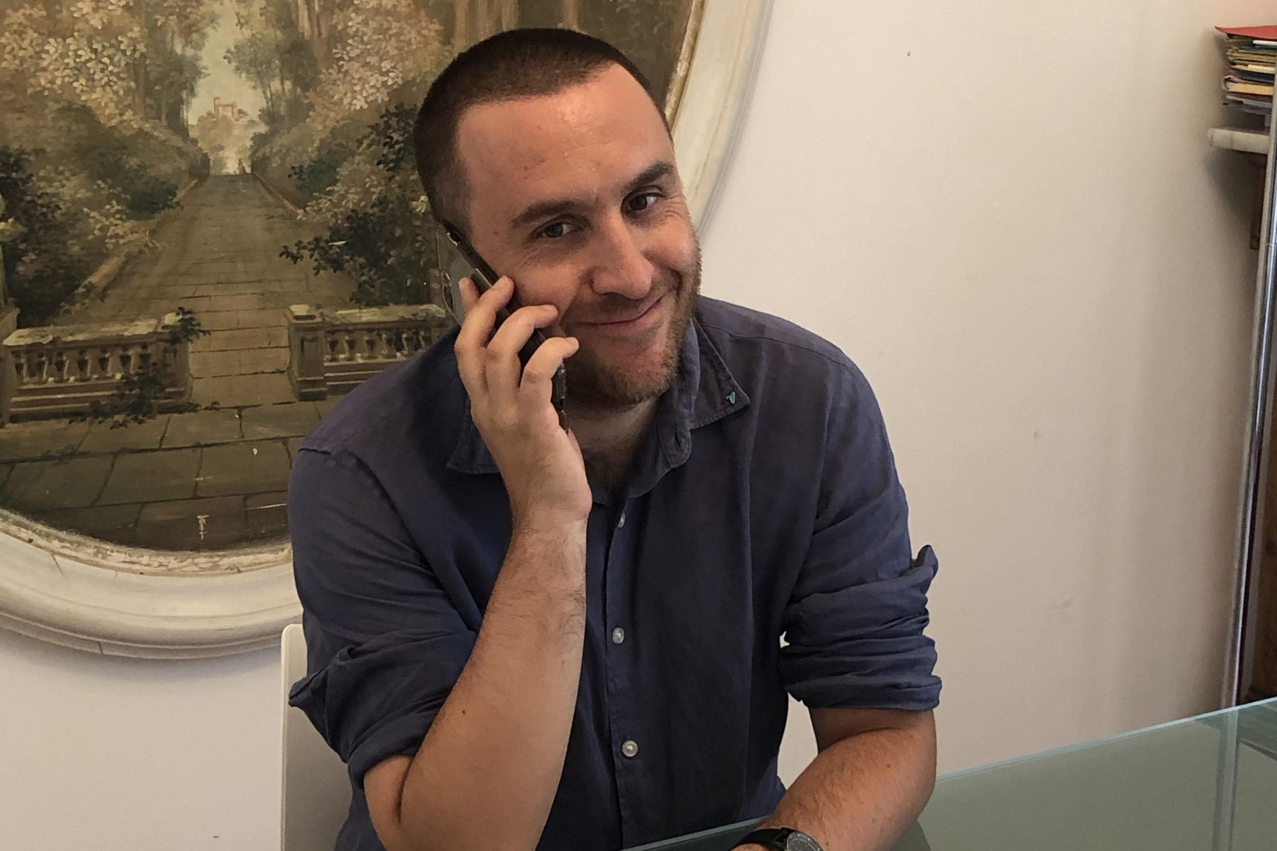 """Roberto Biggera e """"Green Canvas"""": una delle mie vendite più belle"""