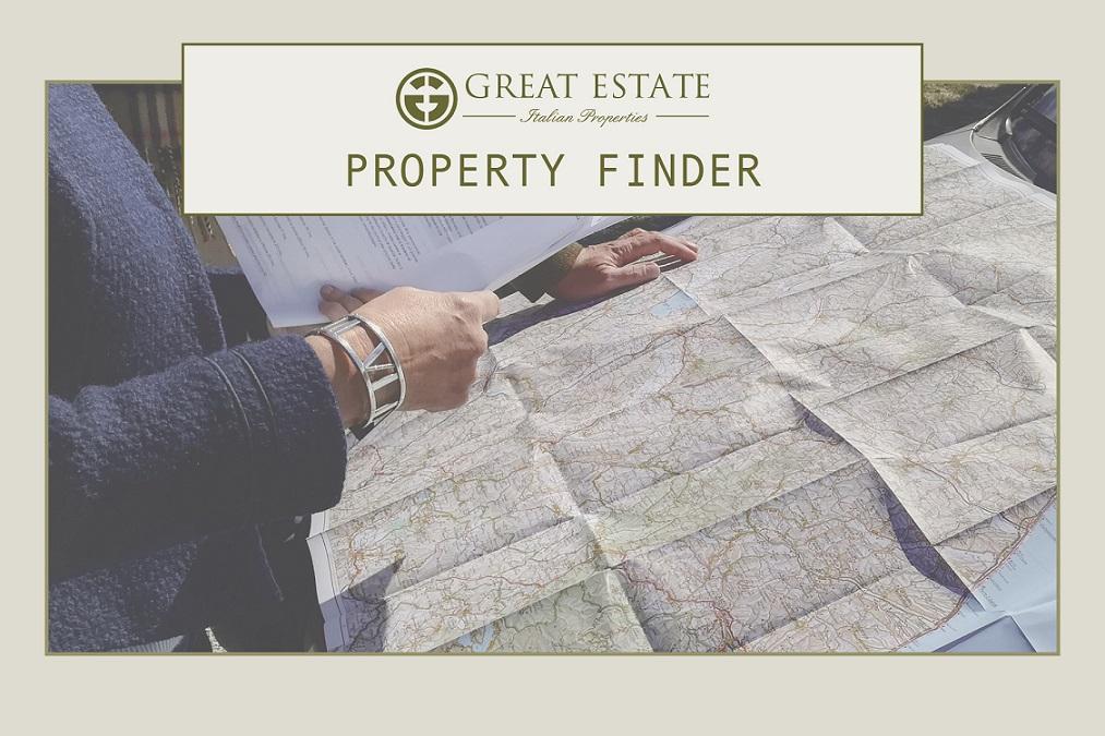 Vuoi trovare velocemente la tua proprietà ideale? Scegli ora il Property Finder di Great Estate
