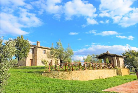 "Great Estate reaches another sale: ""Po' Del Vento"" in Città Della Pieve"