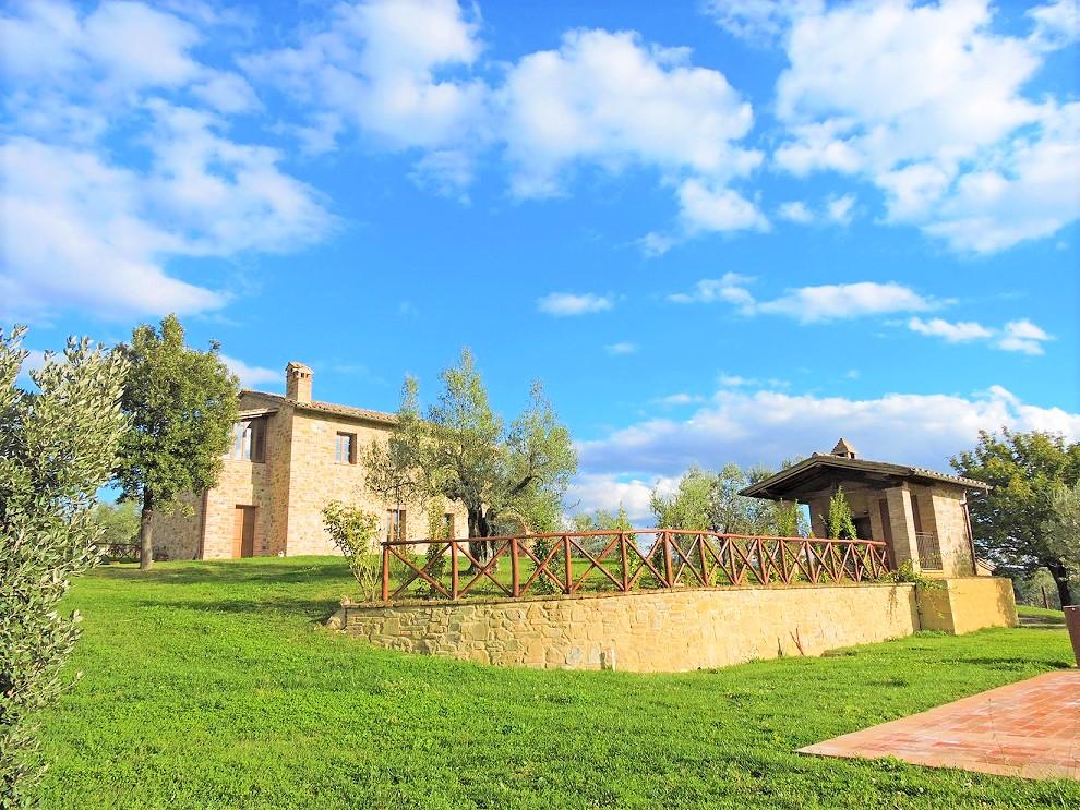 """Great Estate reaches another sale: """"Po' Del Vento"""" in Città Della Pieve"""
