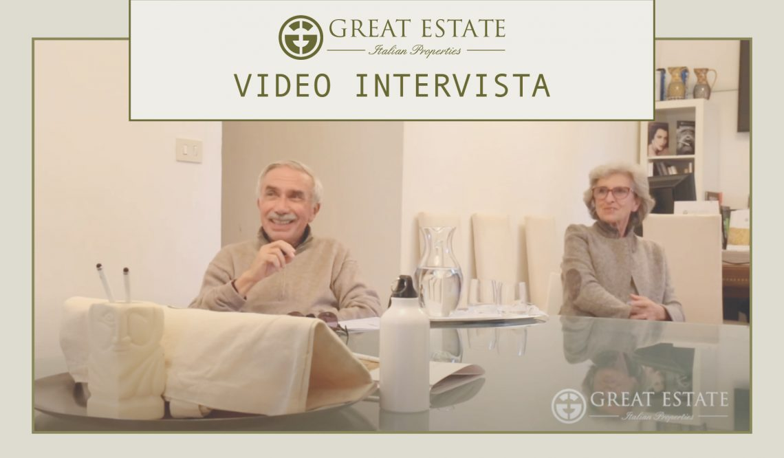 "Video intervista ai Sigg. Masiero: ""un voto a Great Estate? Sicuramente un bel 10!"""