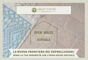 "The new frontier of the property visits: sell your home with the ""Virtual Open House"" of GE"