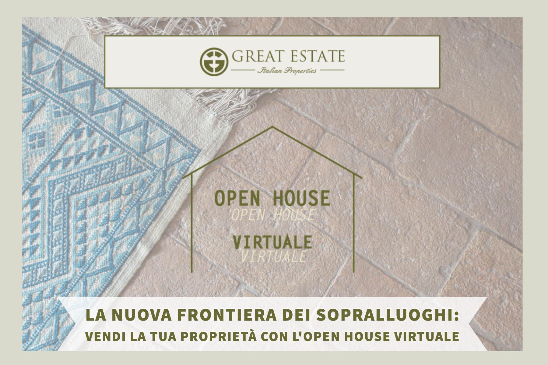"""La nuova frontiera dei sopralluoghi: vendi la tua proprietà con l'""""Open House Virtuale"""" di GE"""
