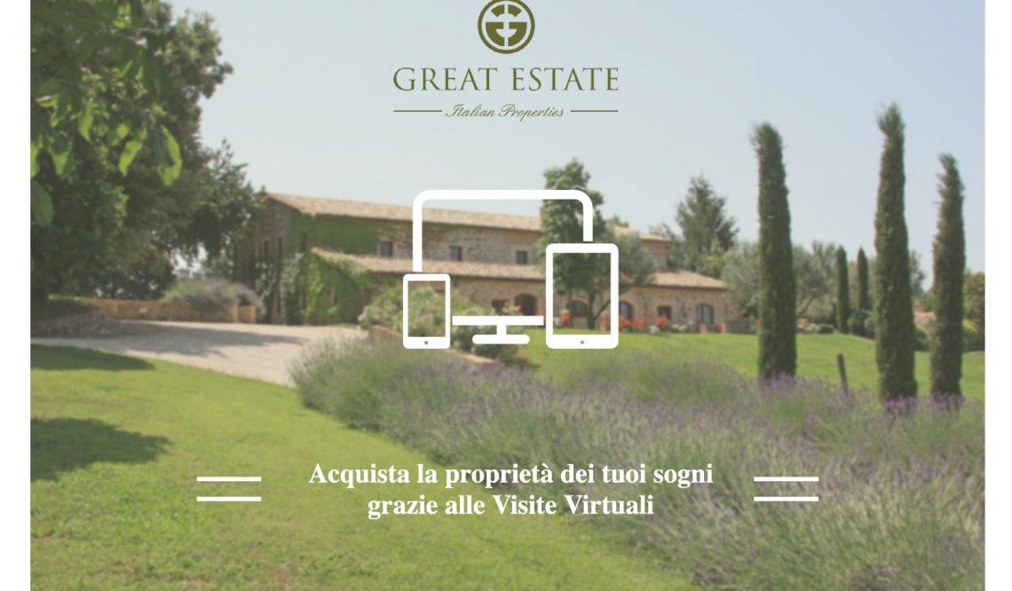 Как купить дом своей мечты в Италии благодаря инновационному проекту GE: Виртуальные туры