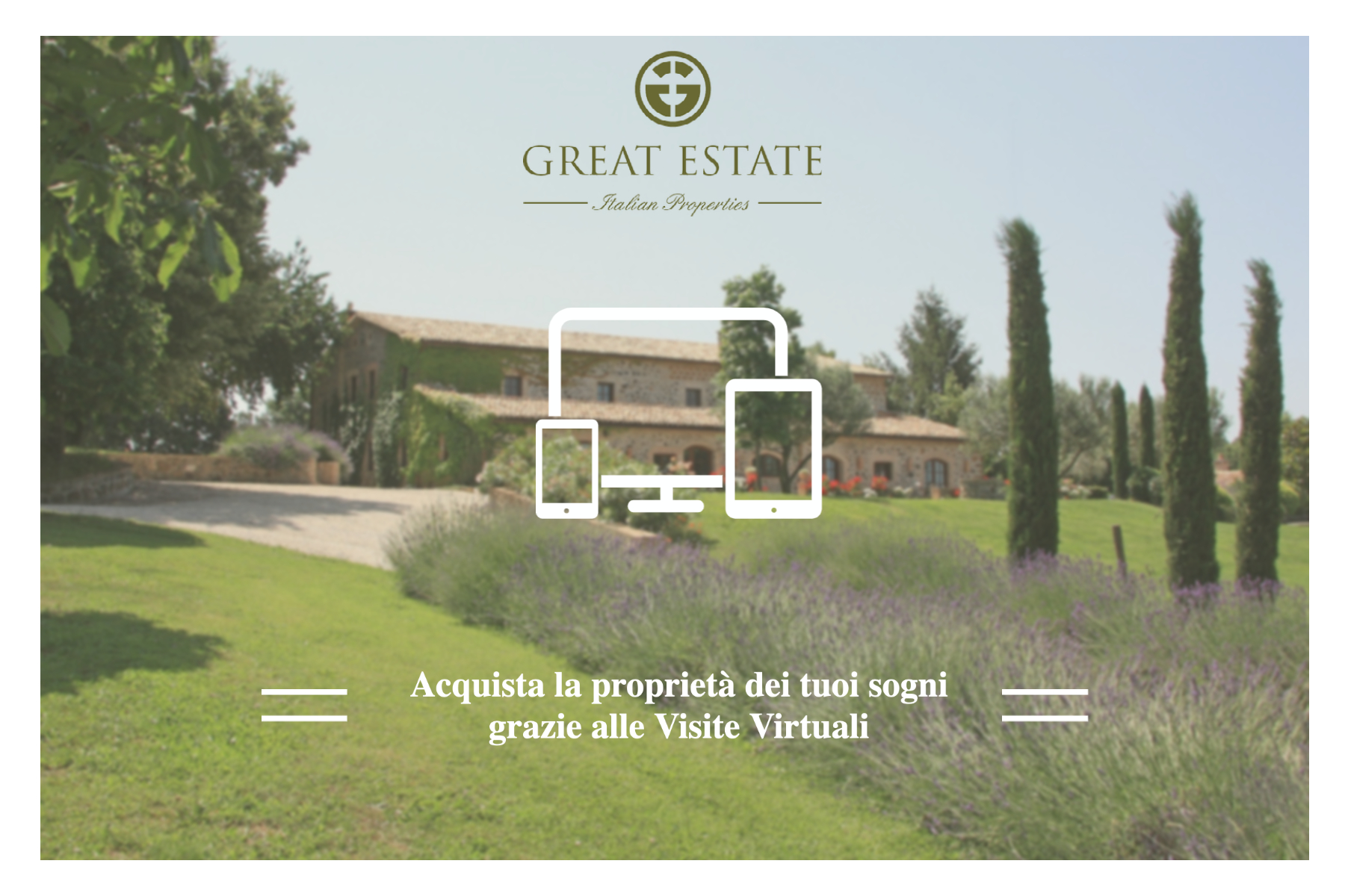 Buy the property of your dreams thanks to GE's innovative project: Virtual Tours